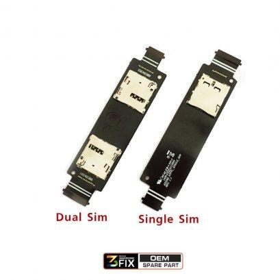 แพรถาด SIM Card  Asus Zenfone 5 A500KL