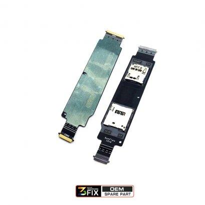 แพรถาด SIM+Memory Asus Zenfone 2.5.0 ZE500CL Z00D