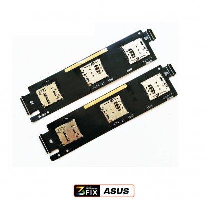 แพรถาด SIM Card Asus Zenfone 6