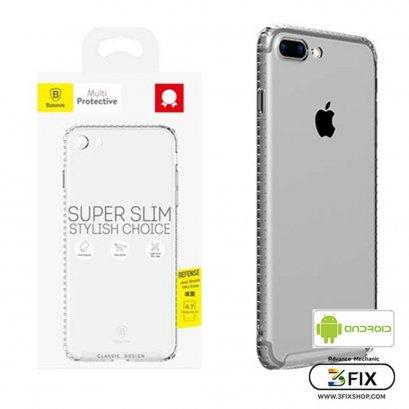 Case baseus iphone 7 Plus Super sLim (เคสใส)