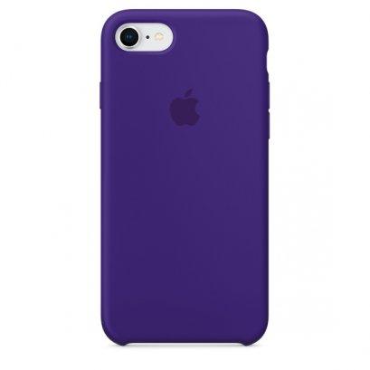 เคสไอโฟน 7 / 8  สีม่วงไวโอเล็ตเข้ม (Original)