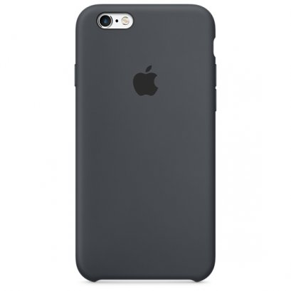 เคสซิลิโคน iPhone 6 / 6S สีเทาชาร์โคล (Original)