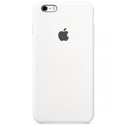เคสซิลิโคน iPhone 6 / 6S สีขาว (Original)
