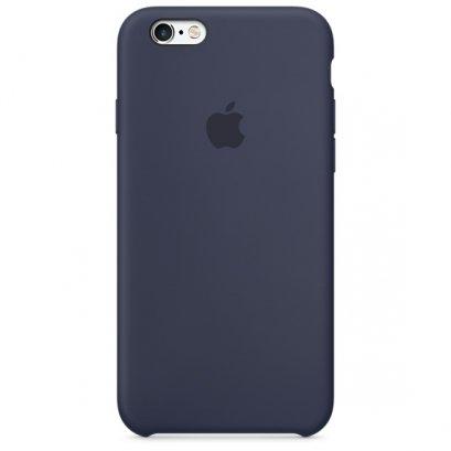 เคสซิลิโคน iPhone 6 / 6S สีมิดไนท์บลู (Original)