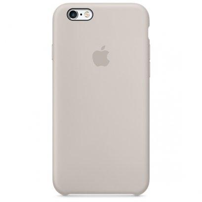 เคสซิลิโคน iPhone 6 / 6S สีสโตน (Original)