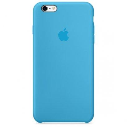 เคสซิลิโคน iPhone 6 / 6S สีฟ้า (Original)