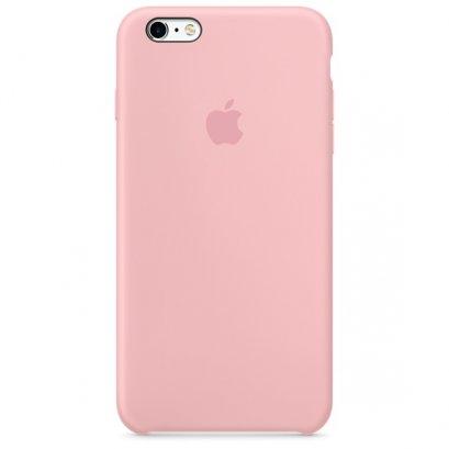 เคสซิลิโคน iPhone 6 / 6S สีชมพู (Original)