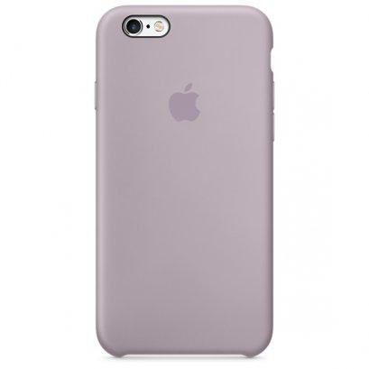 เคสซิลิโคน iPhone 6 / 6S สีลาเวนเดอร์ (Original)