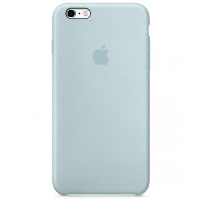 เคสซิลิโคน iPhone 6 / 6S สีเทอร์ควอยซ์ (Original)