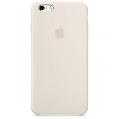 เคสซิลิโคน iPhone 6 / 6S สีขาวแอนทีค (Original)