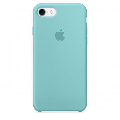 เคสไอโฟน 6 / 6S  สีไลท์บลู (Original)