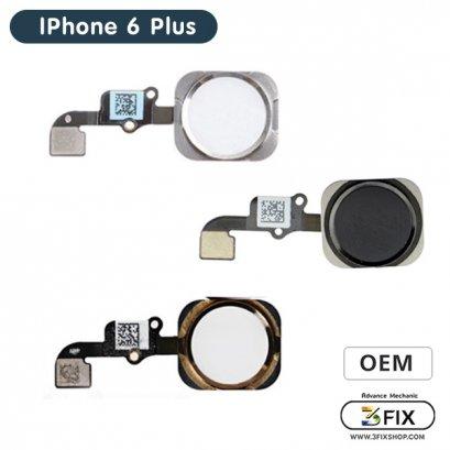 ชุดแพรปุ่ม Home ( OEM ) iPhone 6 Plus