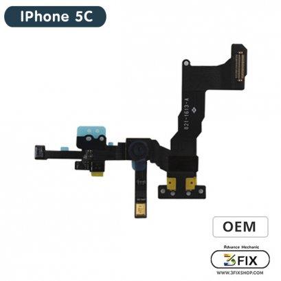 ชุดแพรกล้องหน้า (OEM)  iPhone 5C