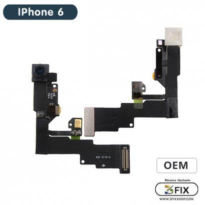 ชุดแพรกล้องหน้า  ( OEM ) iPhone 6