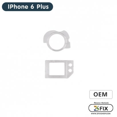 พราสติกครอปกล้องหน้า iPhone 6 Plus / 6S Plus