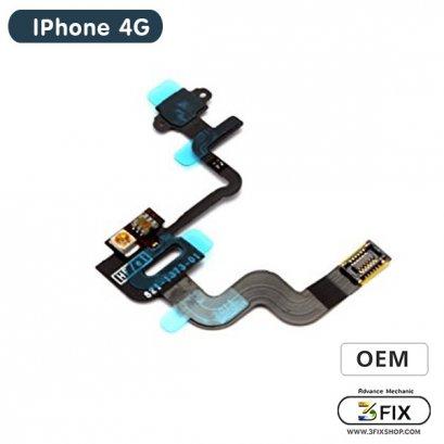 แพรชุดสวิทย์ออน ( OEM ) iPhone 4G