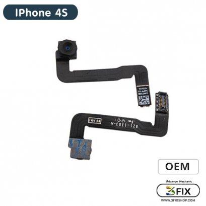 แพรกล้องหน้า ( OEM ) iPhone 4S