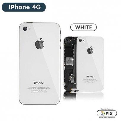 ฝาหลัง iPhone 4G ( White )