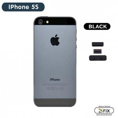โครงหลัง iPhone 5S ( Black )