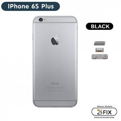 โครงหลัง iPhone 6S Plus ( Black )