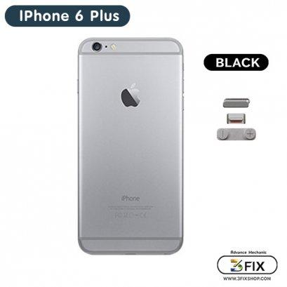 โครงหลัง iPhone 6 Plus ( Black )