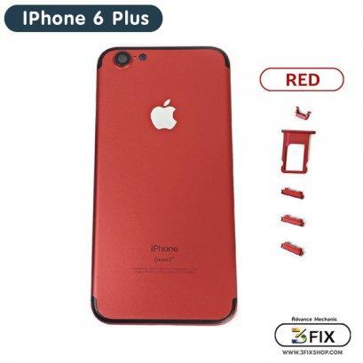 โครงหลัง iPhone 6 Plus (  Red Edition )