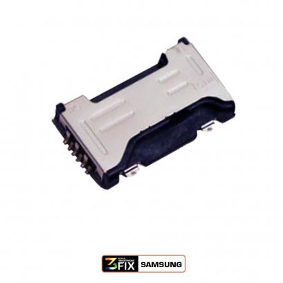 ถาด Sim Card Samsung S Duos S7562