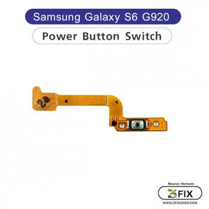 Power Button Switch Samsung S6