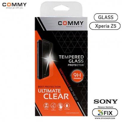 ฟิล์มกระจก Sony Xperia Z5 (TPG UC)