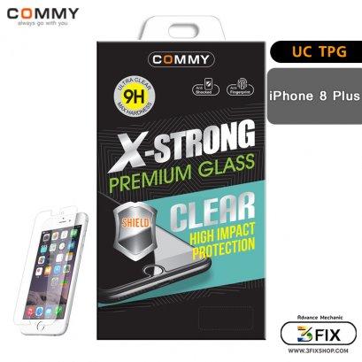 ฟิล์มกระจก TPG UC X-Strong iPhone 8 Plus