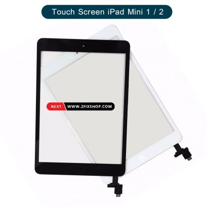 จอทัชกรีน iPad Mini 1 / 2 (พร้อมแพรปุ่มโฮม)