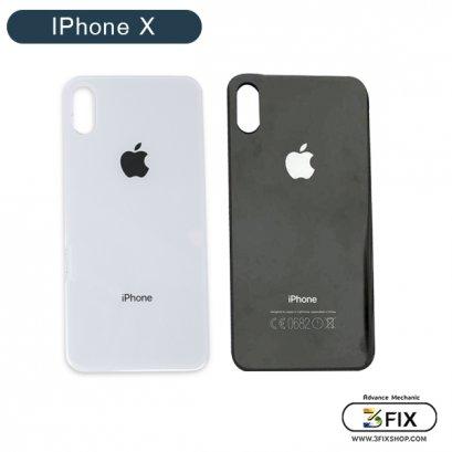กระจกฝาหลัง iPhone X