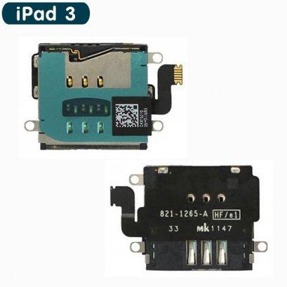 ถาดซิมในเครื่องพร้อมการ์ด Wifi iPad 3