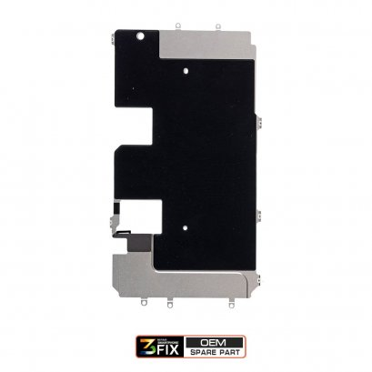 เหล็กครอบหลังจอพร้อม Shield iPhone 8 Plus( OEM )