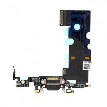 ชุดแพรตูดชาร์จ iPhone 8 ดำ/ขาว/ทอง