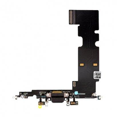 ชุดแพรตูดชาร์จ iPhone 8 Plus สีดำ / ขาว /ทอง