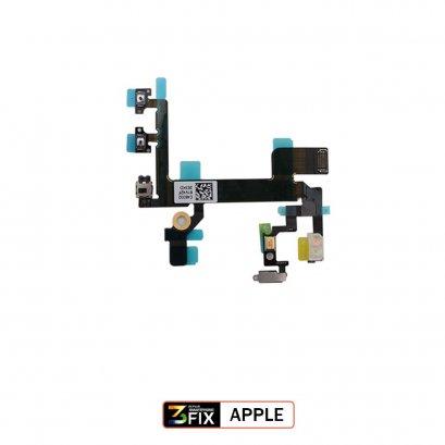 แพรชุดสวิทย์ออน+เสียง ( OEM ) iPhone SE