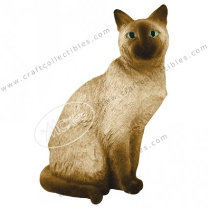Seal point  (Siamese Cat)