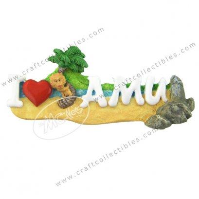 I love Samaui
