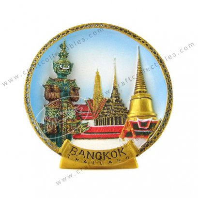 Temple of the Emerald Buddha (Giant) Show Plate