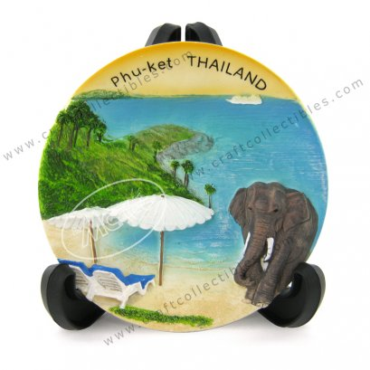 Phuket Beach Plate