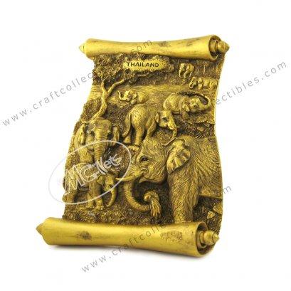 Thai Elephant - GOLD