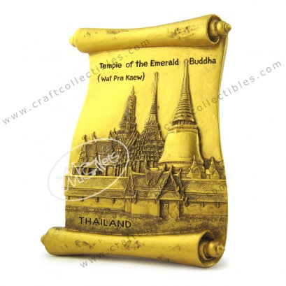 Temple of the Emerald Buddha - GOLD