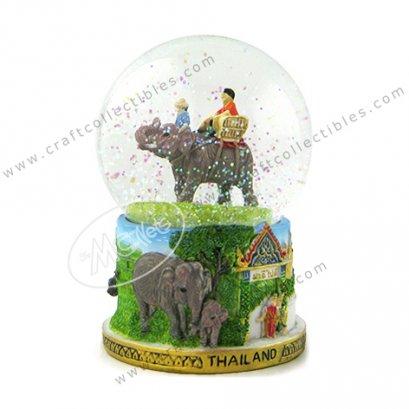 ลูกแก้วชนบท + ช้างพาเที่ยว