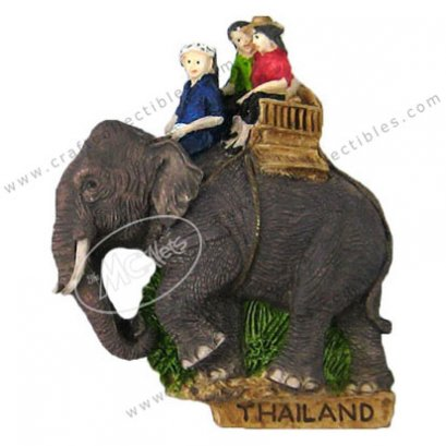 ช้างพาเที่ยว คนนั่ง3คน