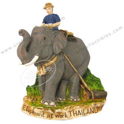 Elephant ride (1 person)