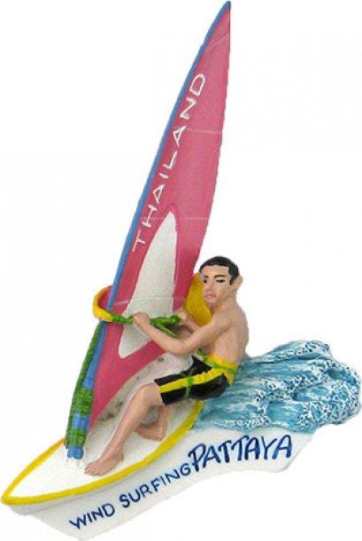 Wind Surfing, Pattaya