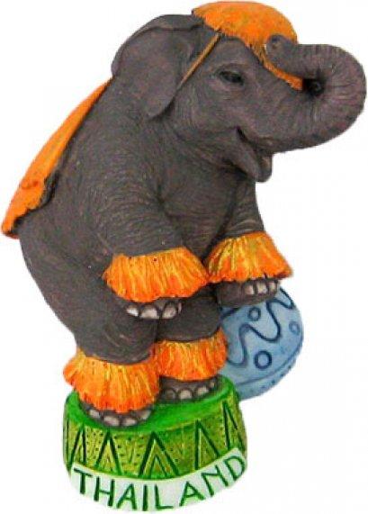 ช้างแสดงโชว์