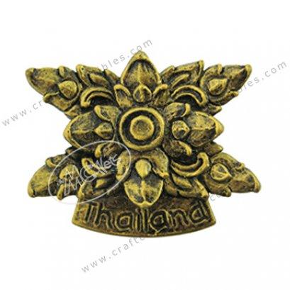 ดอกไม้ลายไทย
