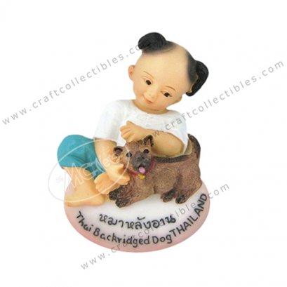 Thai  Backridged Dog